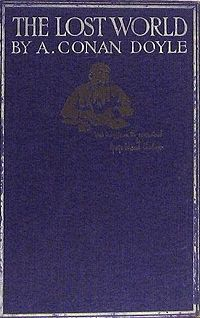 The first edition cover