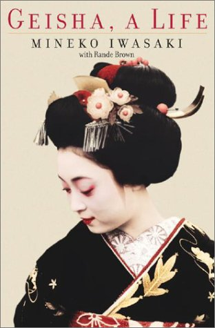 Photograph of Geisha in